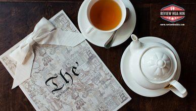 cover the tea house